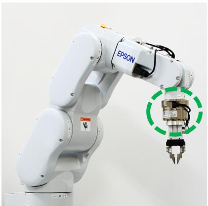 New Epson Robot Force Sensors Enable Automation of Difficult Tasks - Allow robots to automatically modulate force -