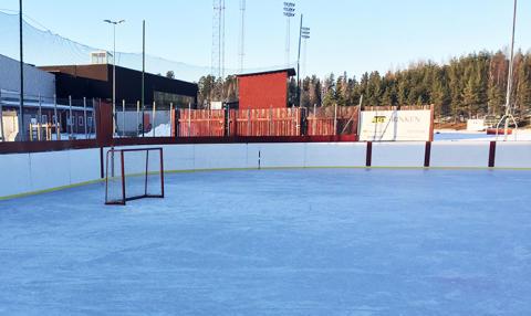 Satsning på idrottsanläggningar i Väsby