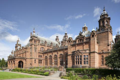 Kelvingrove Art Gallery  Museum  Glasgow