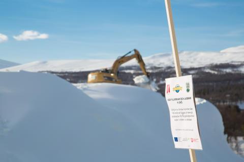 Rekordtidig säsongsstart på längdskidor