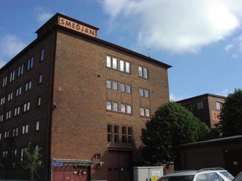 Fastigheten Smedjan på Lindholmen