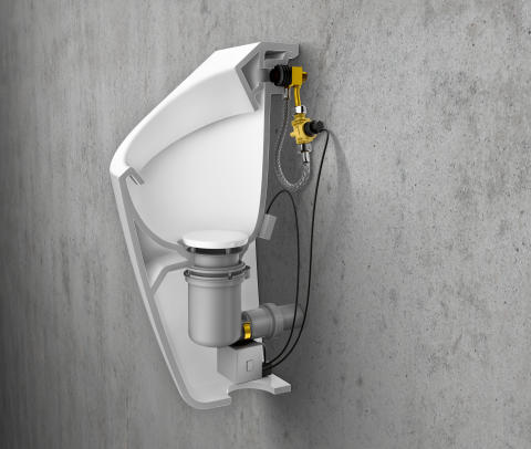 Villeroy & Boch enhances urinal flushing control – ProDetect 2 excels through extensive function extensions