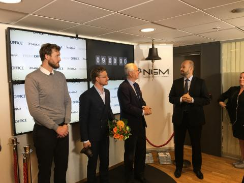 First Nordic crowdfunded campaign to be listed on stock exchange - now trading