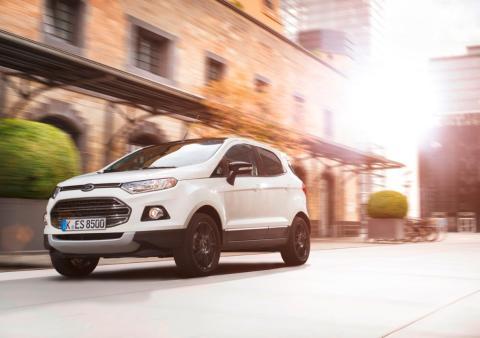 Megérkezett Magyarországra a vadonatúj Ford EcoSport; egy kisautó praktikumát és alacsony fogyasztását egy SUV térkínálatával és sokoldalúságával párosítja