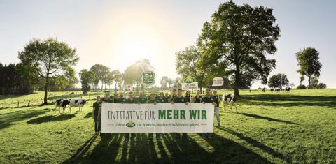 Arla Initiative für MEHR WIR