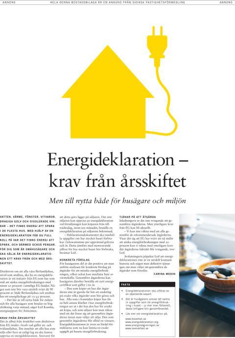Energideklaration