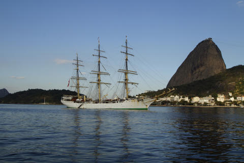 MARTEC and Training Ship DANMARK ready for the Olympic Games in Rio de Janeiro