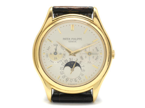 Klockkvalitén 21/5, nr 180, PATEK PHILIPPE, Complicated Watch.