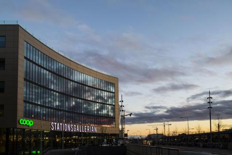 Bonnier Fastigheter AB förvärvar två fastigheter i Uppsala.