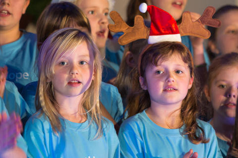 Tree of Hope release charity single to give sick children hope this Christmas