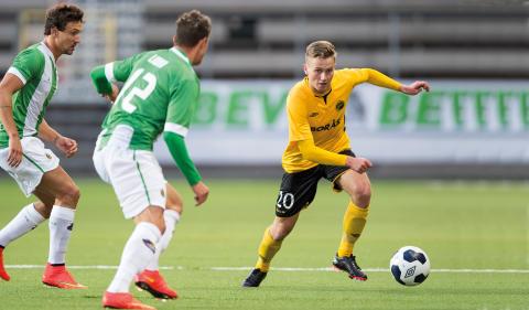 IF Elfsborg byter underlag - nytt miljövänligt konstgräs med unika spelegenskaper på Borås Arena!