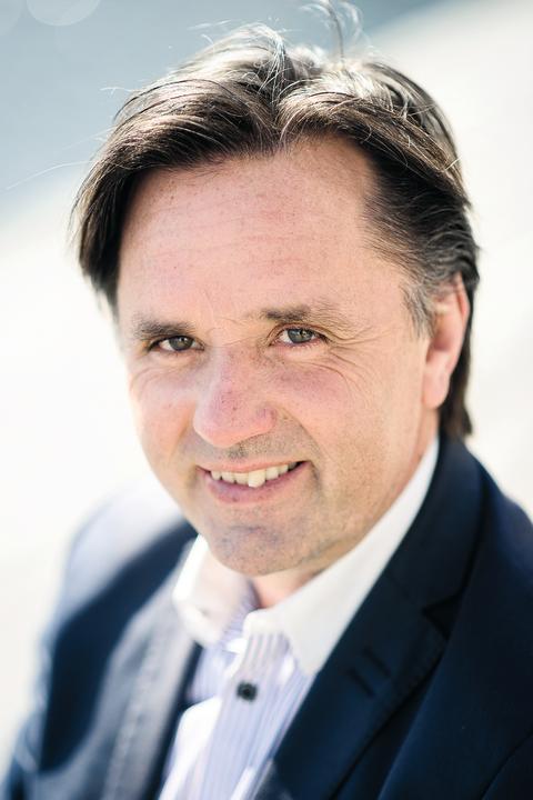 Roland Sigbladh, vd och förbundsdirektör Srf konsulterna
