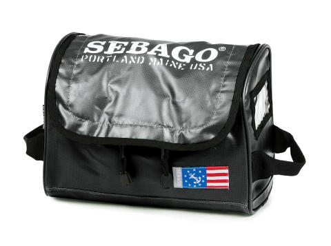Sebago Wash Bag Black