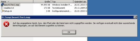 (5 Methoden) Auf das angegebene Gerät bzw. den Pfad oder die Datei kann nicht zugegriffen werden