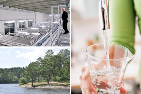 Pressinbjudan - Invigning av Partilles nya vattenverk