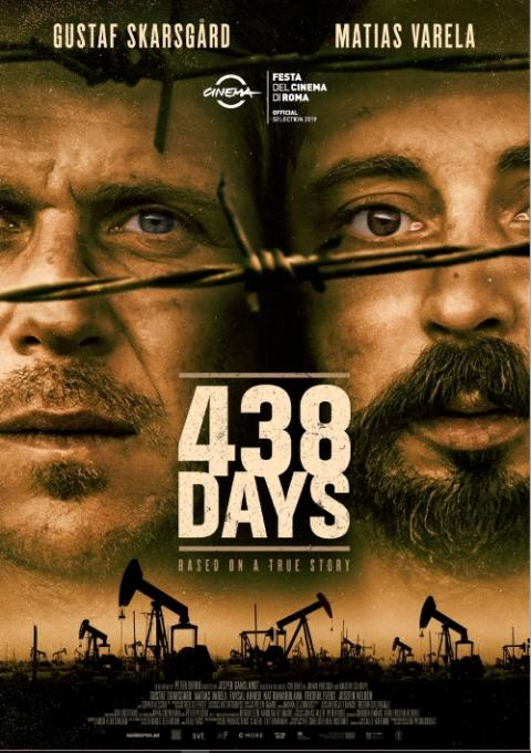 '438 DAYS' in the Official Selection  at the 14th Rome Film Fest