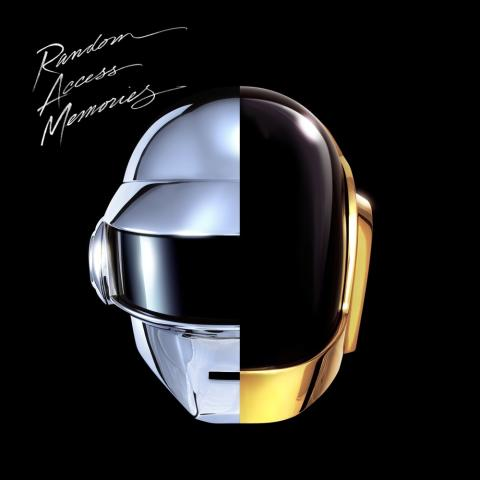 """Förhandsboka Daft Punks nya album """"Random Access Memories"""""""