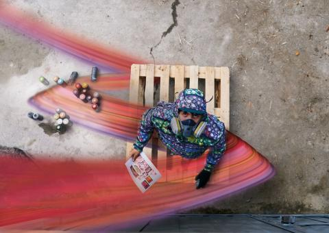 """Shortlist von """"Paint the Future"""", der Start-Up Challenge von AkzoNobel"""