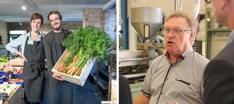 De får Helsingborgs stads miljöpris 2017
