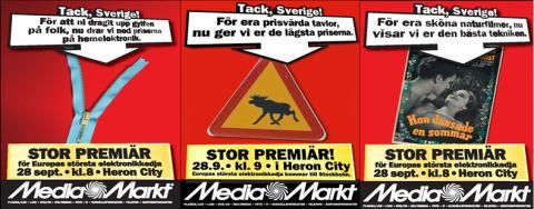 Media Markt firar 10 år i Sverige - En nostalgisk tillbakablick: tekniken som var hetast 2006