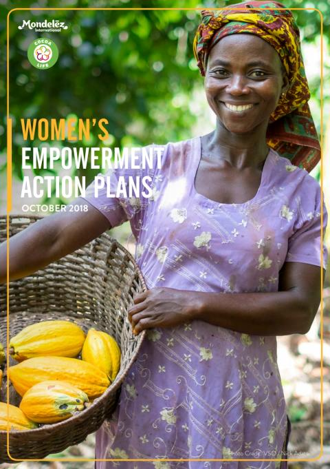 Mondelez International Women's Empowerment Action Plan