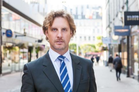 Henrik Egnell till Fastighets AB L E Lundberg