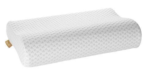 Kudde WELLPUR VOSS hvid 30x50x10/7 (499kr)