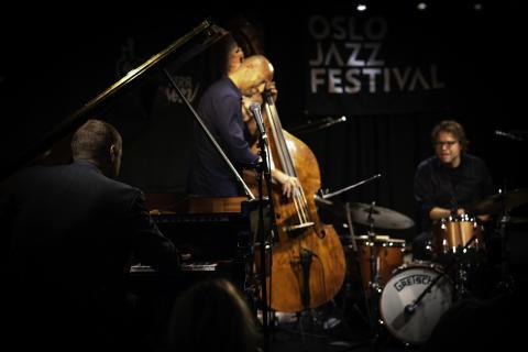 David Skinner Trio, Oslo Jazzfestival