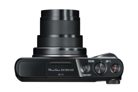Canon PowerShot SX720 HS Bild2