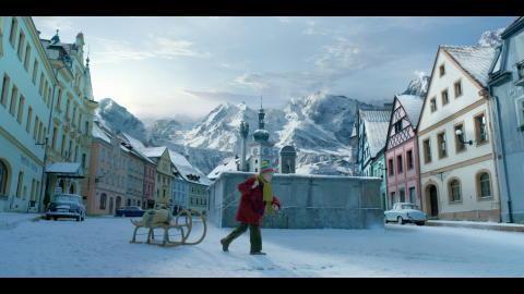 Milka uvádí světovou vánoční reklamní kampaň,  točila se i v Čechách
