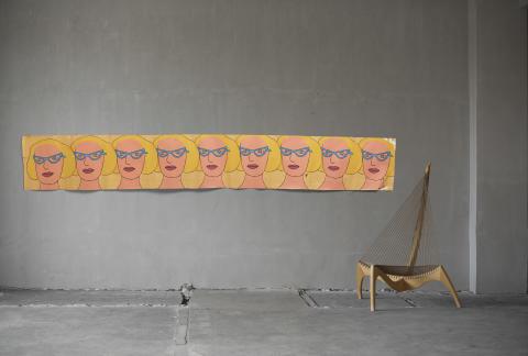 Temaauktion - Marie-Louise Ekman