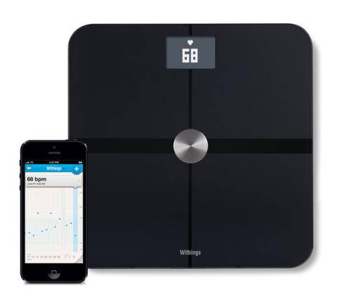 Withings WS-50 WiFi Smartvekt