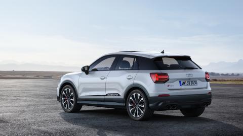 Audi SQ2 er en kompakt SUV med muskler