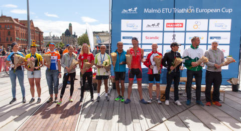 Vinnare Master Danske Invest Triathlon Series 2017