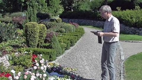 Nu bliver kirkegården mere mobil