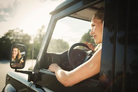 Du är vad du kör för bil