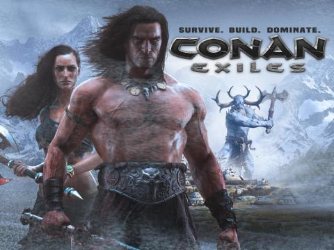 Funcom Reveals 'The Frozen North', Promises a Bigger and Better Conan Exiles on August 16