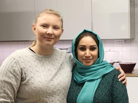 Extratjänst - lyckad satsning mellan Lidköpings kommun och Arbetsförmedlingen