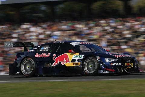 Tung DTM-final för Ekström och Audi