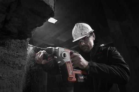 Milwaukee MS2 hammerbor
