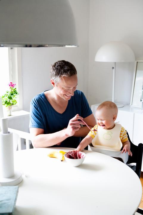 Semper presenterer ny nordisk barnematsundersøkelse
