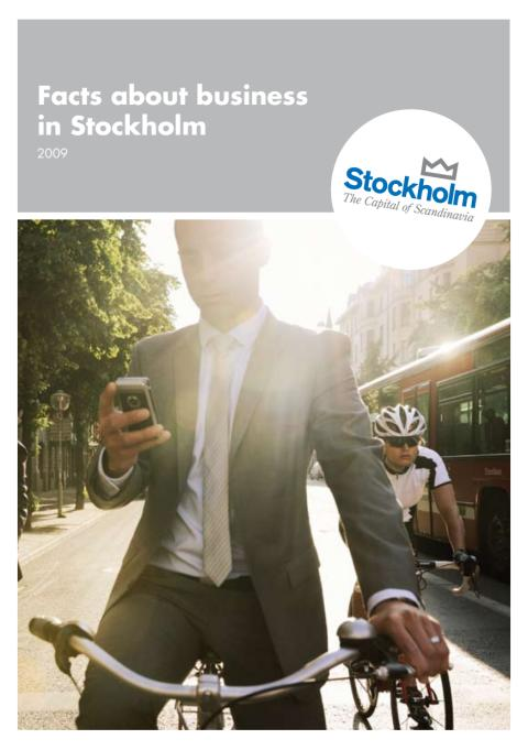 Facts about business in Stockholm