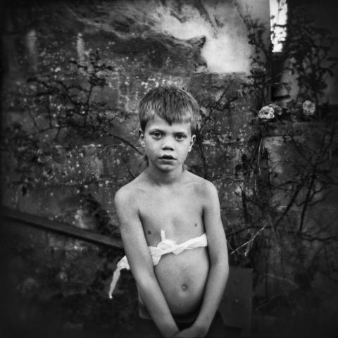 Internationellt hyllad svensk ställer ut på Fotografiska