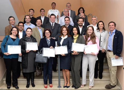 """Presidentes e diretores de empresas vão para a sala de aula apresentar o """"Vamos Falar de Ética"""" da Junior Achievement SP"""