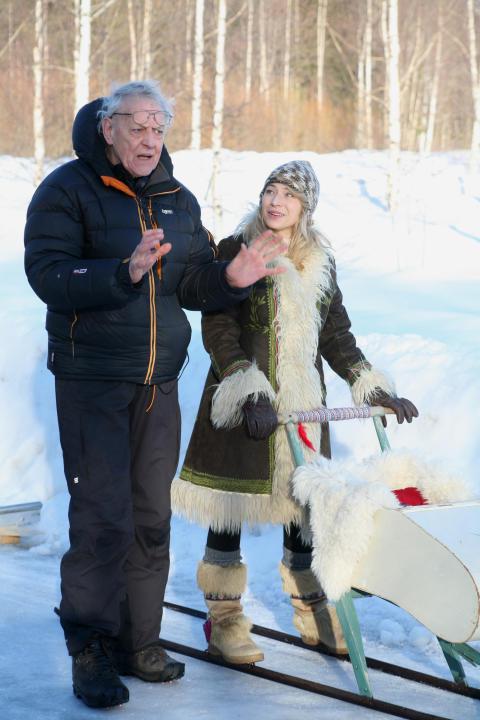 Filmpool Nord samproducerar Kay Pollaks Så ock på jorden