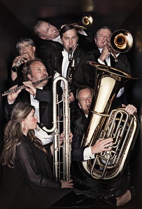 Blåsarsymfonikerna framträder på City of London Festival