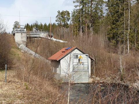 Jämtkraft investerar i vattenkraftverk