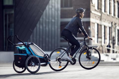 Thule Chariot Sport med cykelkit