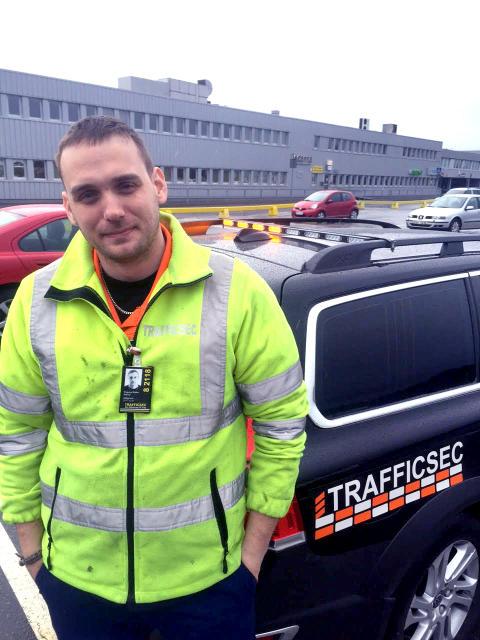 Möt Årets Trafikhjälte 2016 på Trafiknykterhetens Dag i Umeå den 11 maj