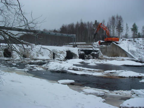 Värdekonflikter kring att riva dammar